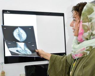 رادیولوژی یعنی استفاده از اشعه ایکس برای تصویربرداری تشخیصی پزشکی